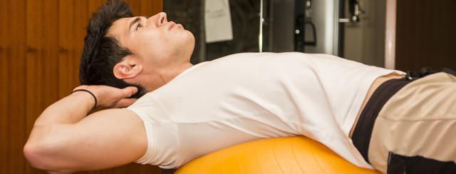 Exercise rehab Training Ball