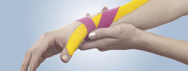 Sports injuries treatment