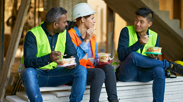 Tradies National Health Month, Eat on the Go, Dietitian, Diet, Nutrition, Nutritionist, Tradie, Meal